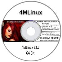4MLinux 33.2 (64Bit)