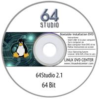 64Studio 2.1 (32/64Bit)