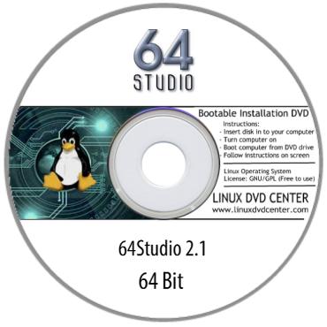 64Studio 2.1 (64Bit)