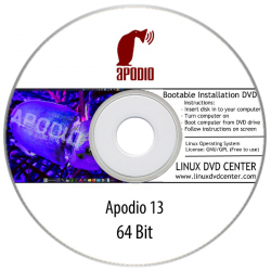 Apodio Linux 13 (64Bit)