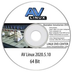 AV Linux 2020.5.10 (32/64Bit)