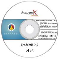 AcademiX Linux 2.5 (64Bit)