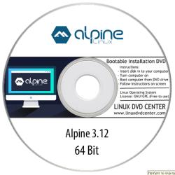 Alpine Linux 3.12.1 (32/64Bit)