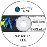 Anarchy OS 1.2.1 (64Bit)