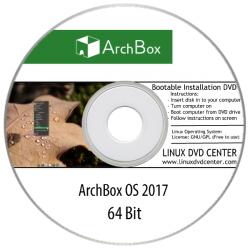 ArchBox OS 2017 (64Bit)