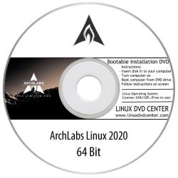 ArchLabs 2020.11.04 (64Bit)