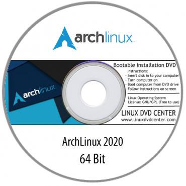 Arch Linux 2020 (64Bit)