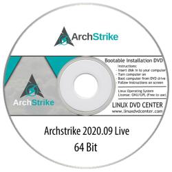 Archstrike 2020.09 Live (64Bit)
