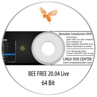 BEE Free Linux 20.04 Live (64Bit)