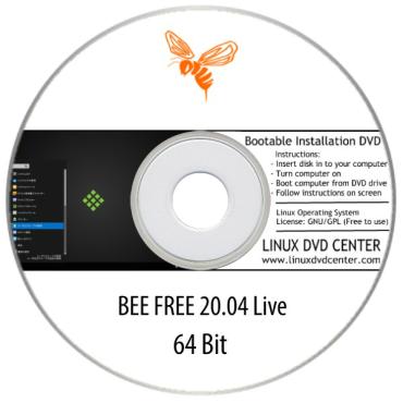 BEE Free Linux 20.04 Live (64Bit)