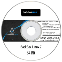 BackBox Linux 7 (64Bit)
