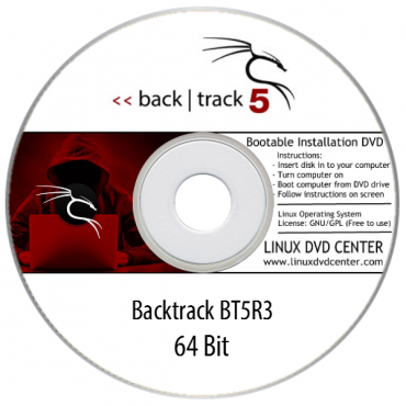 Backtrack BT5R3 (32/64bit)
