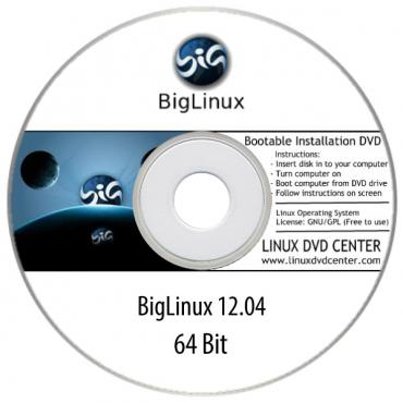 BigLinux 12.04 (64Bit)