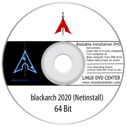 Blackarch 2020 (64Bit)