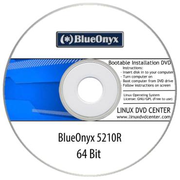 "BlueOnyx Linux 'Open Source Web Hosting Solution"" (64Bit)"