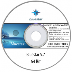 BluestarLinux 5.7  (64Bit)