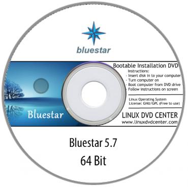 BluestarLinux 5.7 (64Bit)