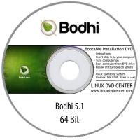Bodhi Linux 5.1 (64Bit)