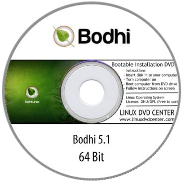 Bodhi Linux 5.1