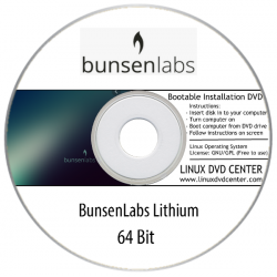 "BunsenLabs ""Lithium"""