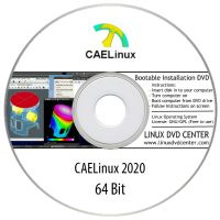 "CAELinux 2020 ""Engineering OS"" (64Bit)"