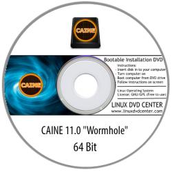 "CAINE 11.0 ""Wormhole"""