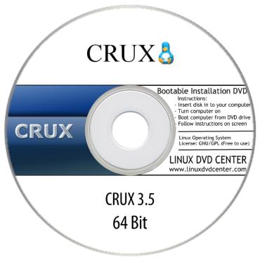 CRUX Linux 3.5 (64Bit)