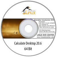Calculate Linux 20.6 (64Bit)