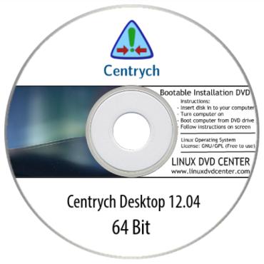 Centrych 12.04 Desktop (32/64Bit)