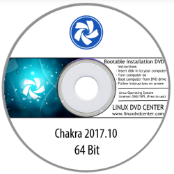 Chakra Linux 2017.10