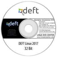 DEFT Linux Live 2017.1 (32/64Bit)