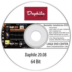 Daphile Linux 20.08 Live (32/64Bit)