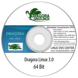 Dragora 3.0 Live (32/64Bit)