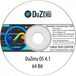 DuZeru OS 4.1 (64Bit)