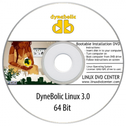 DyneBolic 3.0 (64Bit)