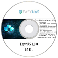 EasyNAS Linux 1.0.0 (32/64Bit)