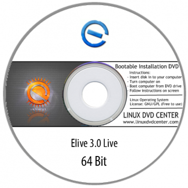 Elive OS 3.0 Live (64Bit)