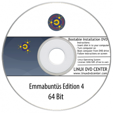 Emmabuntüs Debian Edition 4 (32/64Bit)