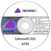 EndeavourOS 2020  (64Bit)