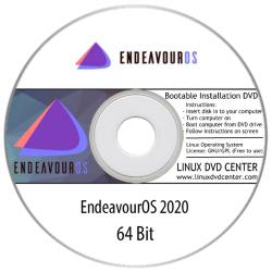 EndeavourOS 2020