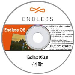Endless OS 3.8 (64Bit)