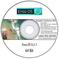 Enso OS 0.3.1 (64Bit)