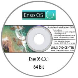 Enso OS 0.3.1