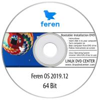 Feren OS 2019.12 (32/64Bit)