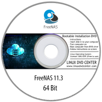 FreeNAS 11.3 (64Bit)
