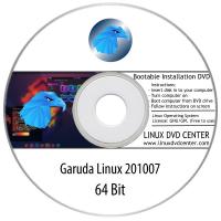 Garuda Linux 201007 (64Bit)