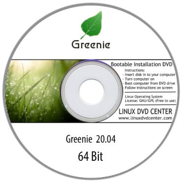 Greenie 20.04 (64Bit)