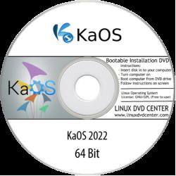 KaOS Linux 2020.07 (64Bit)