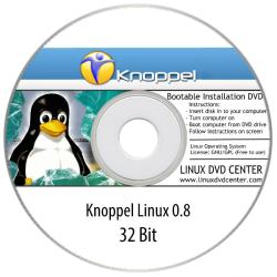 Knoppel Linux Live 0.8  (32Bit)