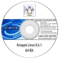 KNOPPIX 8.6 & 9.1 (64Bit)